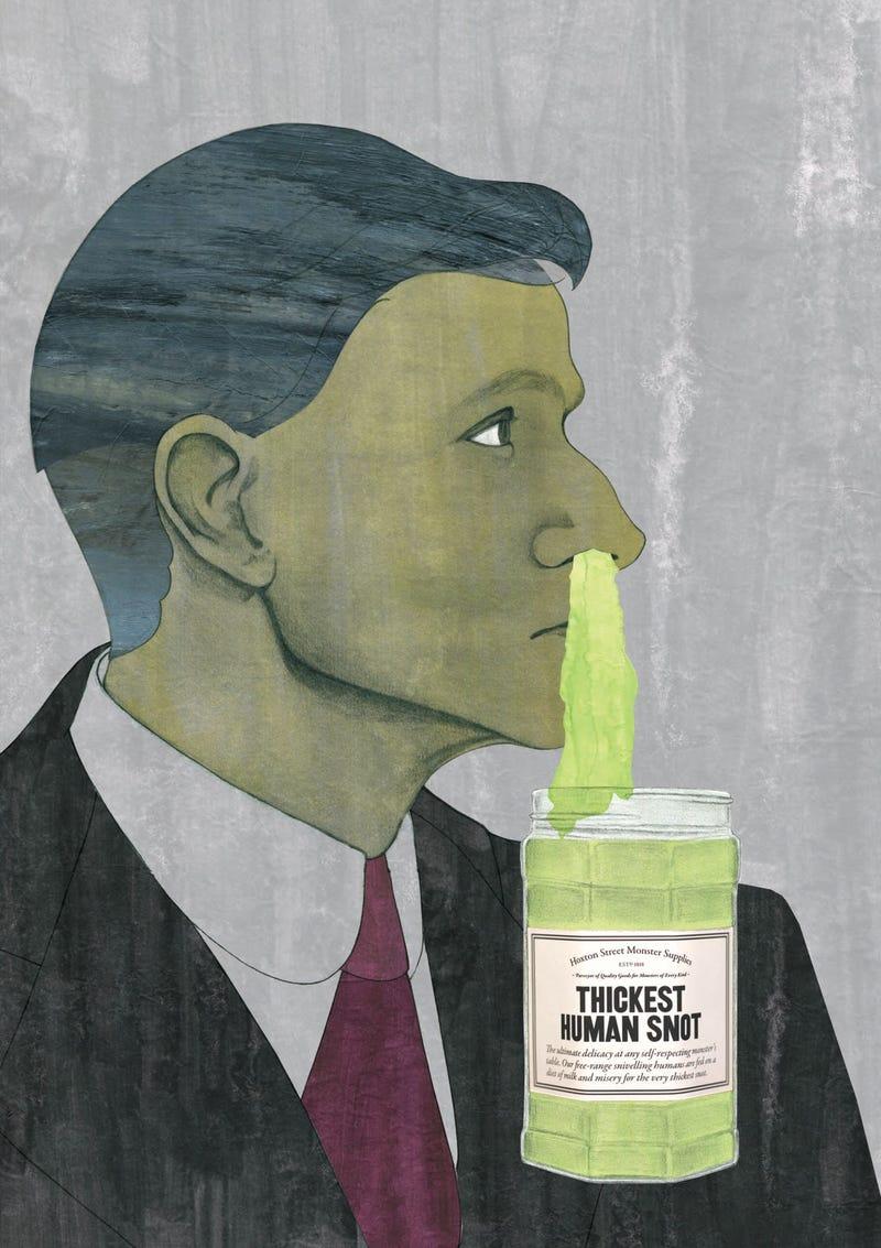 Illustration for article titled Bár így fikáznának le mindenkit a magyar sajtóban