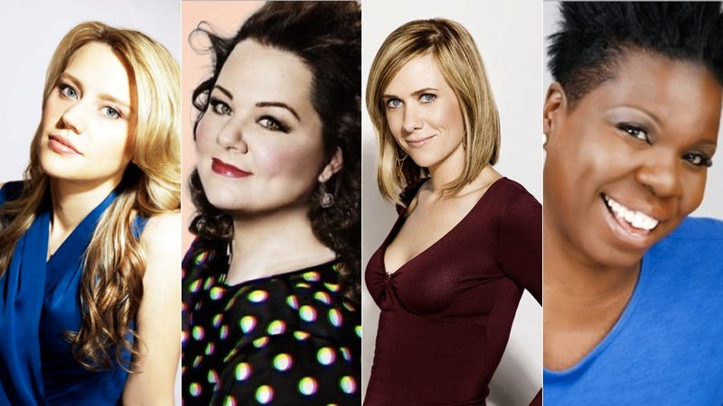 Illustration for article titled Here Is Your All-Female Ghostbusters Cast (Probably)