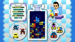 Illustration for article titled Dr. Mario Online RX Joins Initial U.S. WiiWare Releases