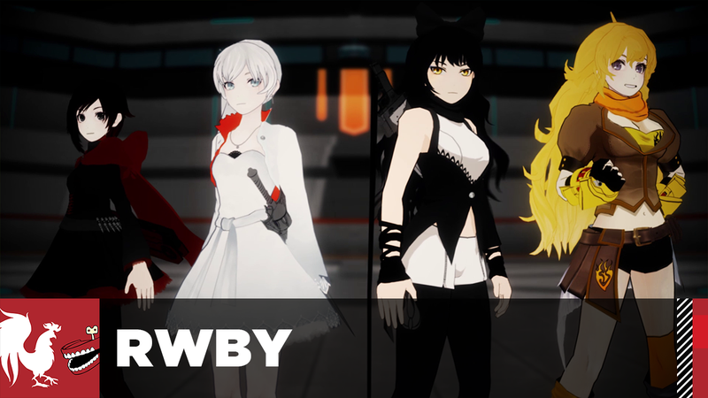 RWBY Volume 3 Review
