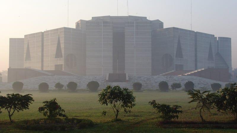 Illustration for article titled 15 edificios brutalistas que parecen sacados de un futuro distópico