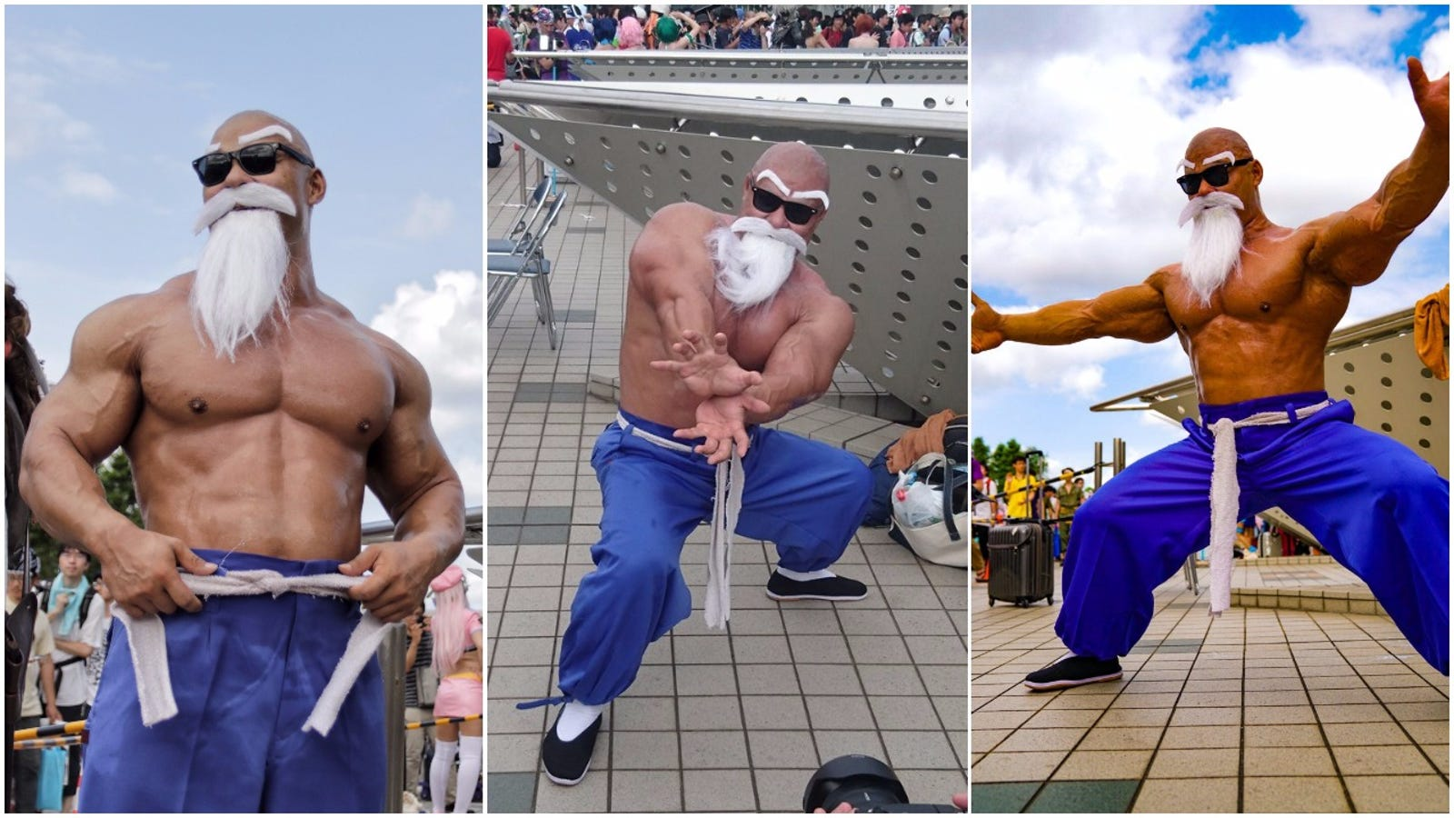 The Best Dragon Ball Cosplay Of 2017-3906