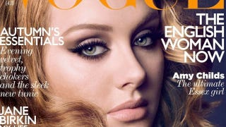 Illustration for article titled British Vogue Says Its Adele Cover Is A Best-Seller