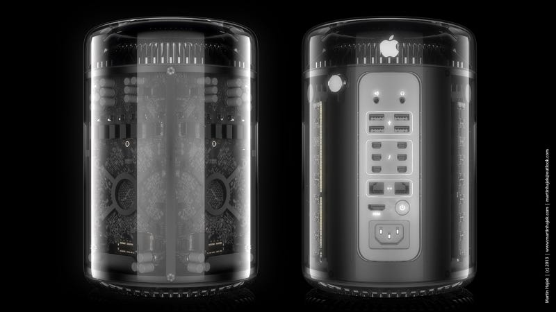Illustration for article titled This Awesome Mac Pro Glass Is All I Want