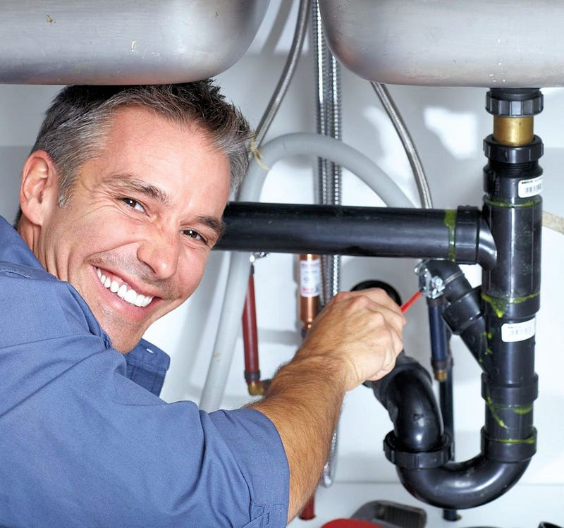 Illustration for article titled Time to Phone A Specialist Plumber