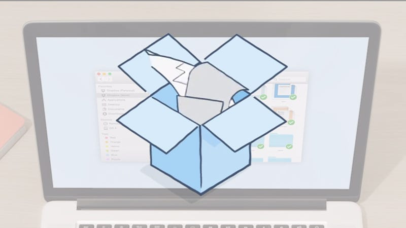Illustration for article titled 10 Tricks to Make Yourself a Dropbox Master