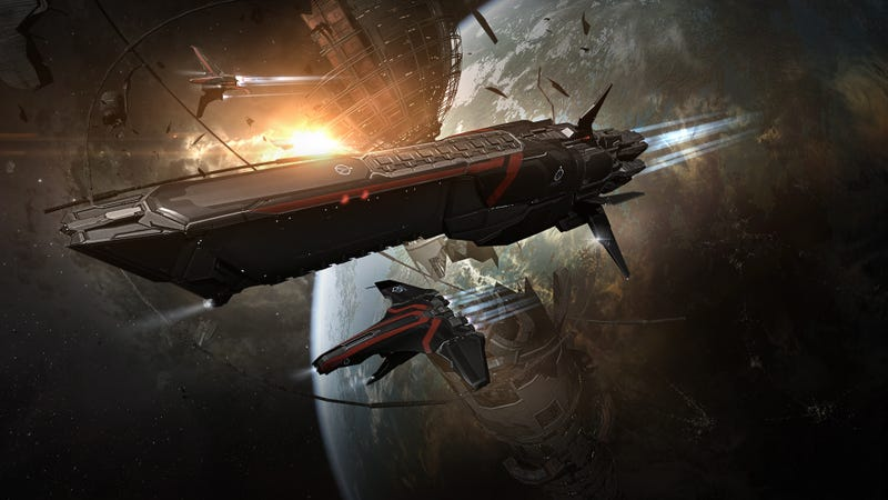 This Month's EVE Online Videos Showcase Expert Piloting