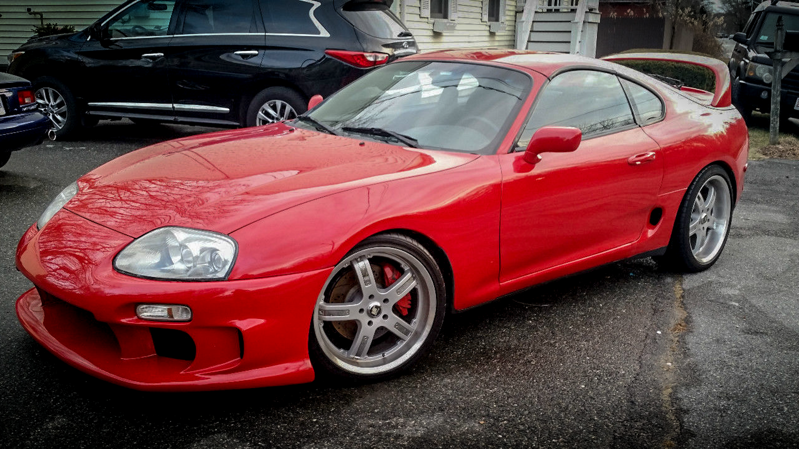 this is the cheapest mkiv twin turbo toyota supra you 39 ll. Black Bedroom Furniture Sets. Home Design Ideas