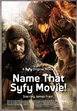 Illustration for article titled Name That Syfy Original Movie