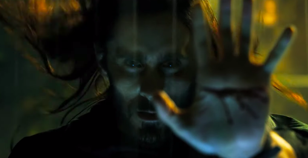 Morbius  First Trailer Is Here and Jared Leto Is Out for Blood