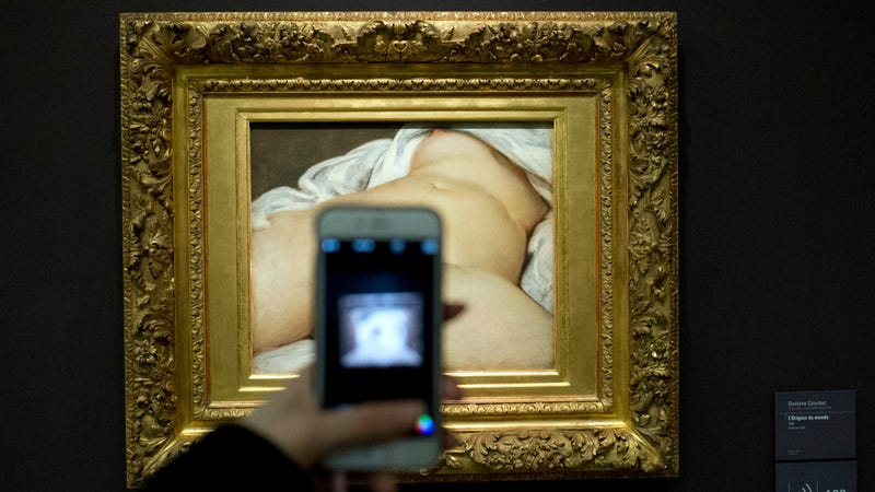 Historian Uncovers Model Behind Courbet's Infamous Nude