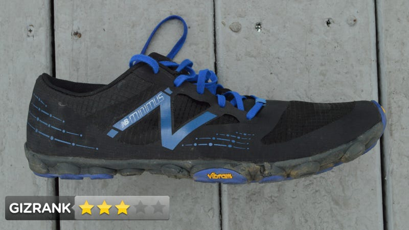 Illustration for article titled New Balance Minimus Zero Trail Lightning Review: Pretty But Painful