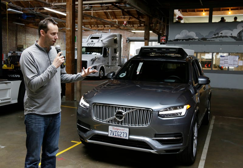 Anthony Levandowski. Photo: AP