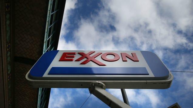 Exxon Just Got Dethroned as the Top U.S. Energy Company