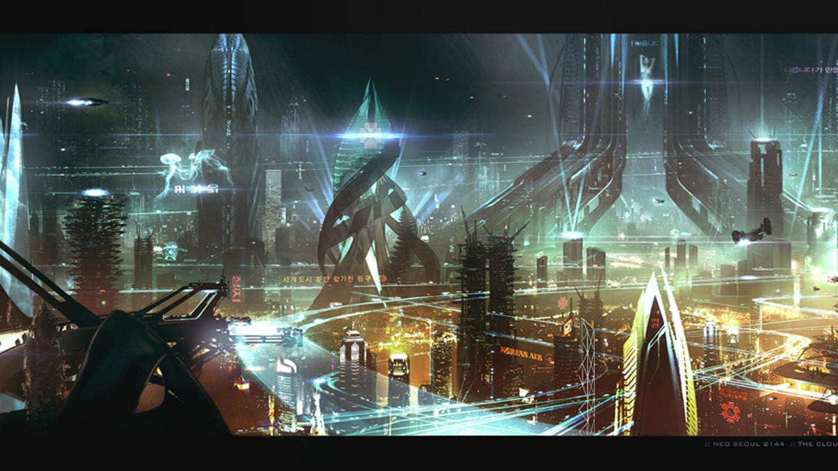 An Exclusive Look at the Stunning Concept Art Behind Cloud