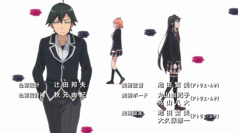Illustration for article titled Dex's Review: My Teen Romantic Comedy SNAFU