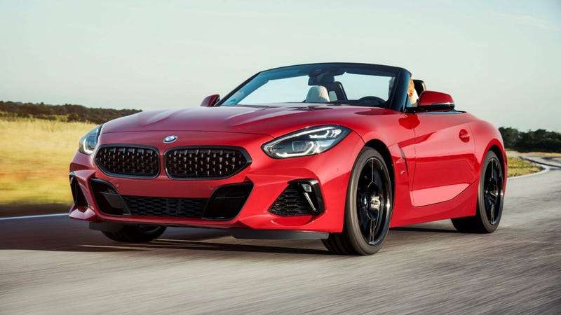 Illustration for article titled Comment of the Day: The BMW Z4 Will Bring Balance Edition