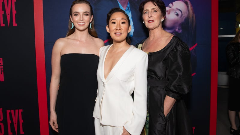 Illustration for article titled Killing Eve renewed for a third season, gets a new showrunner