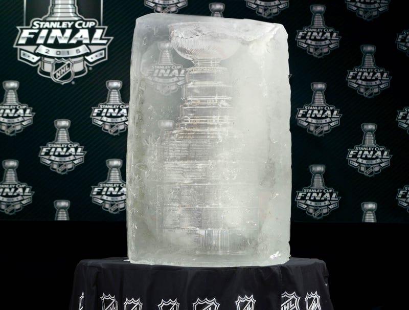 Illustration for article titled NHL Begins Defrosting Stanley Cup