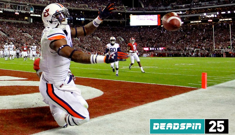 Illustration for article titled Deadspin 25: Auburn Will Go As Far As Its Defense Will Let It