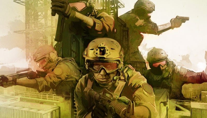Illustration for article titled Surprise Counter-Strike Update Adds New Operation With Wacky Game Modes
