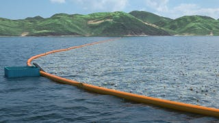 Illustration for article titled The Ingenious Plan for the Ocean to Clean Itself Is Led By a 20-Year-Old
