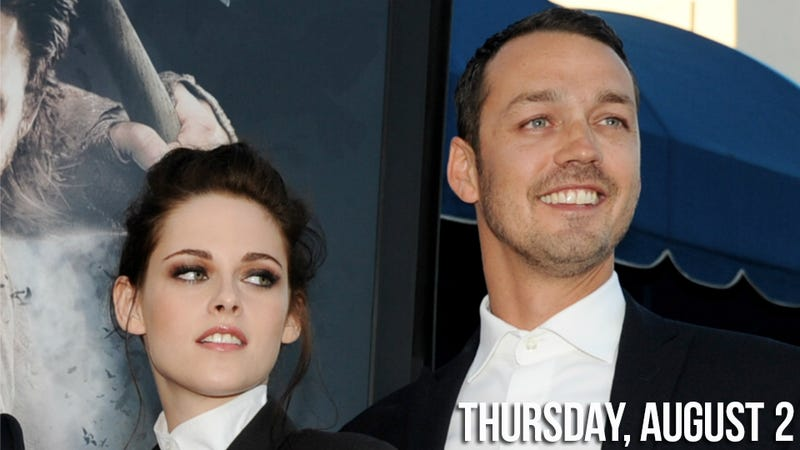 Illustration for article titled Awkward: Rupert Sanders Is Slated to Direct Kristen Stewart Again in a Sequel Nobody Wants