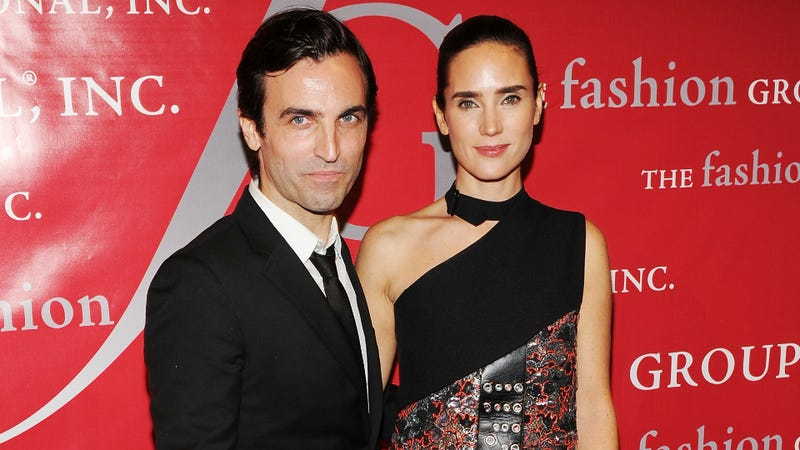 Illustration for article titled Balenciaga Designer Nicolas Ghesquière Is Leaving The Label