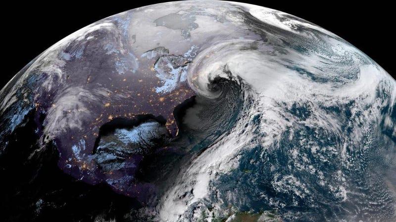 Illustration for article titled Qué es exactamente la tormenta nor'easter, la bomba ciclónica que amenaza con caos y destrucción a su paso por la costa de EEUU