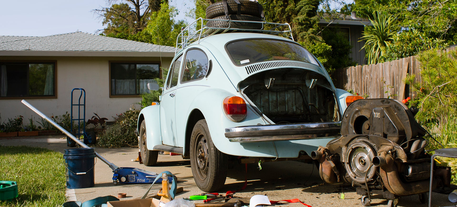 the little engine that couldn t driving a 1974 volkswagen across rh jalopnik com