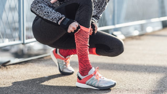 Wear the Right Socks When You Run