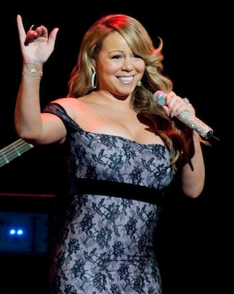 Illustration for article titled Why Is Mariah Carey In A Wheelchair?