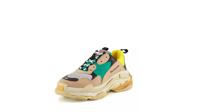 Illustration for article titled Finally Someone Has the Guts to Tell the Truth About This Fucking Ugly Balenciaga Sneaker