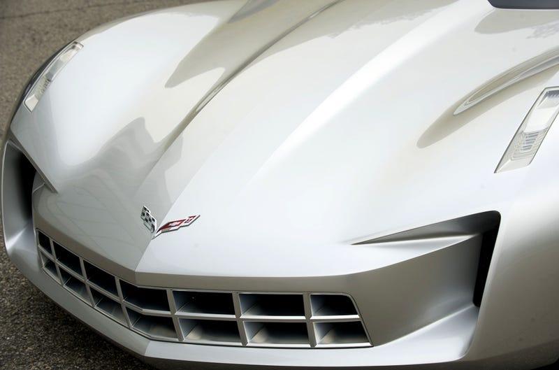 The Ten Sexiest Car Hoods