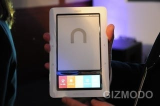 Illustration for article titled Barnes & Noble Nook Won't Be Sold in All B&N Stores, for Some Reason [Updated]