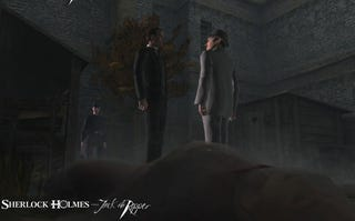 Illustration for article titled Sherlock Holmes Tracks Jack The Ripper To U.S. Xbox 360