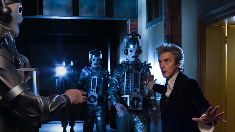 Doctor Who Season 10 Finale Will Have The Original Mondasian Cyberman