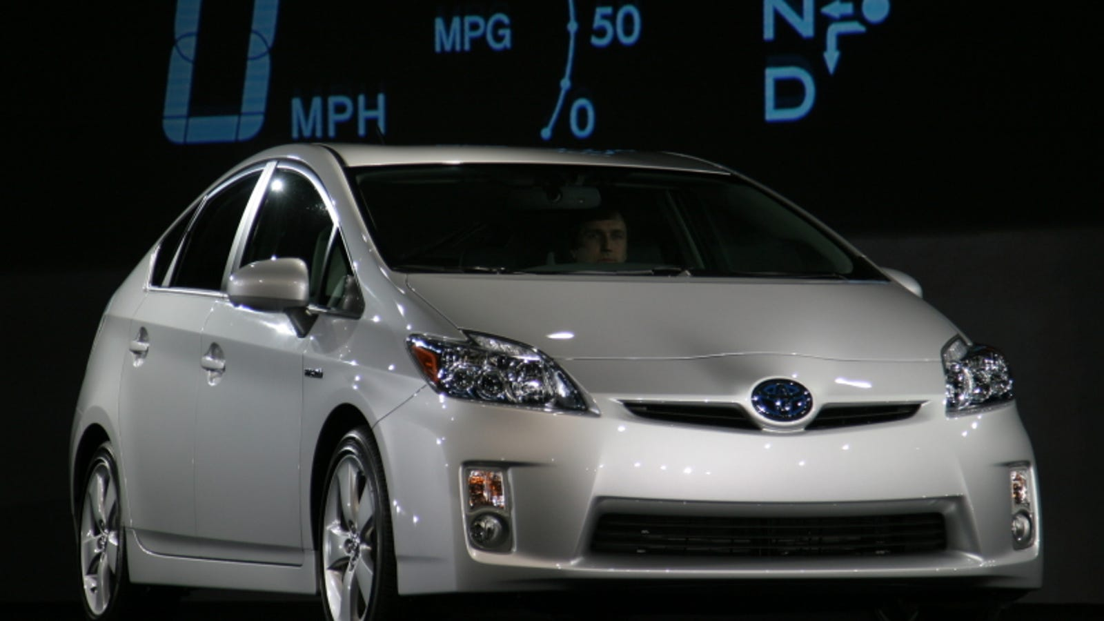 2010 Toyota Prius: At 50 MPG, Officially Highest-Mileage