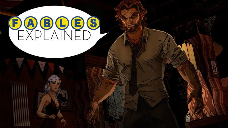 Illustration for article titled The Fables Game Comes Out Tomorrow! What The Hell Is Fables?