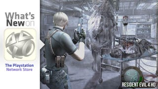 Illustration for article titled Resident Evil 4, Saints Row 2 & Altered Beast Are... Uh, New on the PlayStation Store