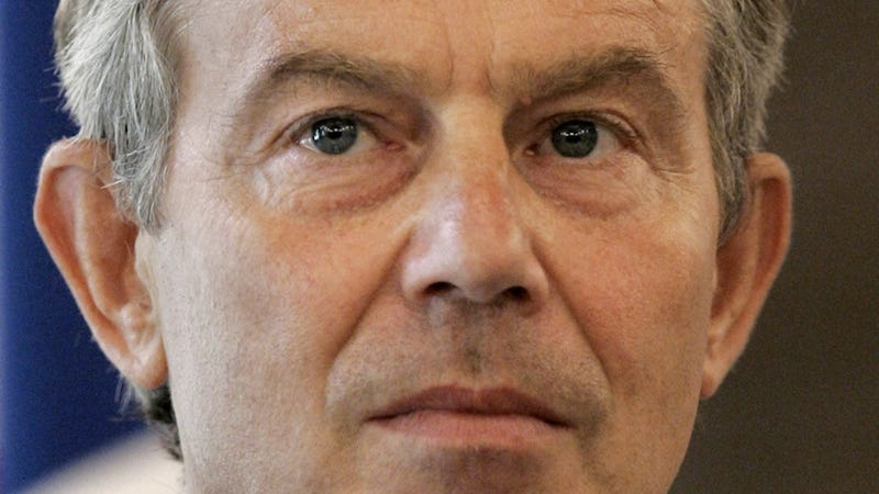 Illustration for article titled Tony Blair Gets Hacked, Address Book Published