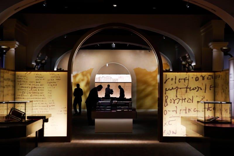 Illustration for article titled Investigadores alemanes descubren que parte de los manuscritos del Mar Muerto, una de las mayores reliquias bíblicas, son falsos