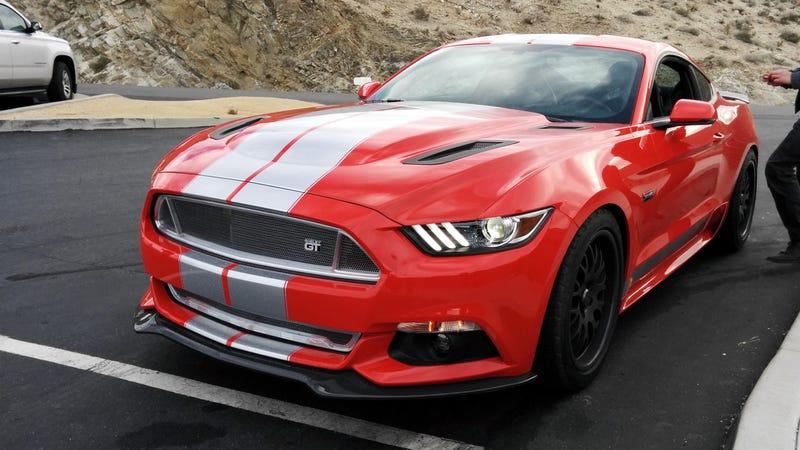 Palm Springs Car Rental Convertible