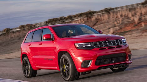 2018 jeep 707 hp. Exellent 2018 The 2018 Jeep Grand Cherokee Trackhawk Will Give You Hellcat Power For  85900 With Jeep 707 Hp E