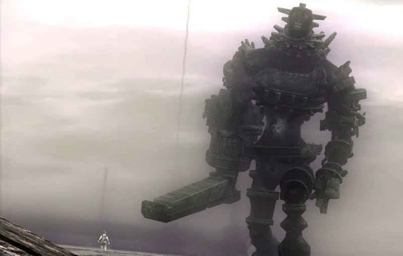 Meet The Hacker Whos Spent Six Years Inside Shadow Of Colossus