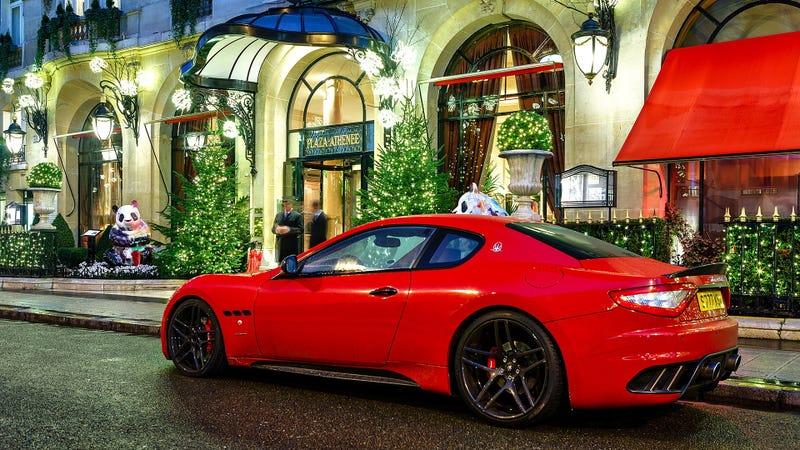 Illustration for article titled Maserati Granturismo MC With Novitec Tridente Package