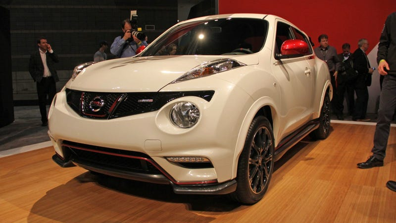 Illustration for article titled The Nissan Juke NISMO Is The New Juke Hotness
