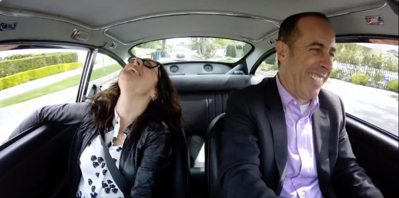 Comedians In Cars Getting Coffee Is Coming To Netflix
