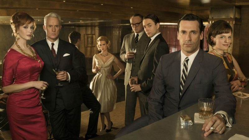 Illustration for article titled Netflix begins streaming Mad Men tomorrow