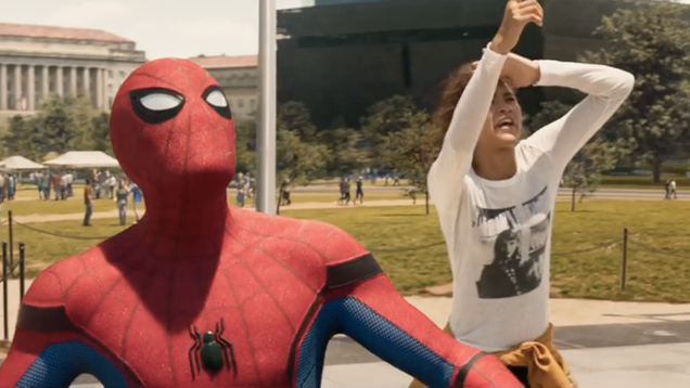 sony is weirdly questioning spider man s mcu future after the homecoming sequel